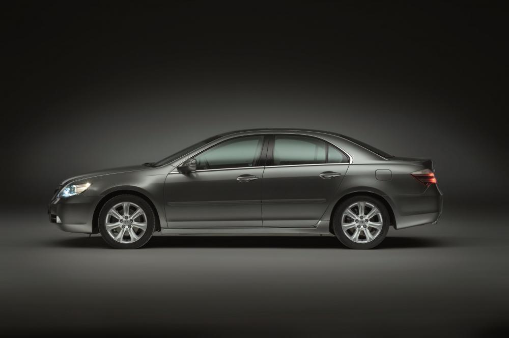 Honda Legend 4 поколение рестайлинг Седан