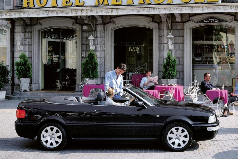 Audi Cabriolet 1 поколение 8G7/B4 (1992-2001) Кабриолет