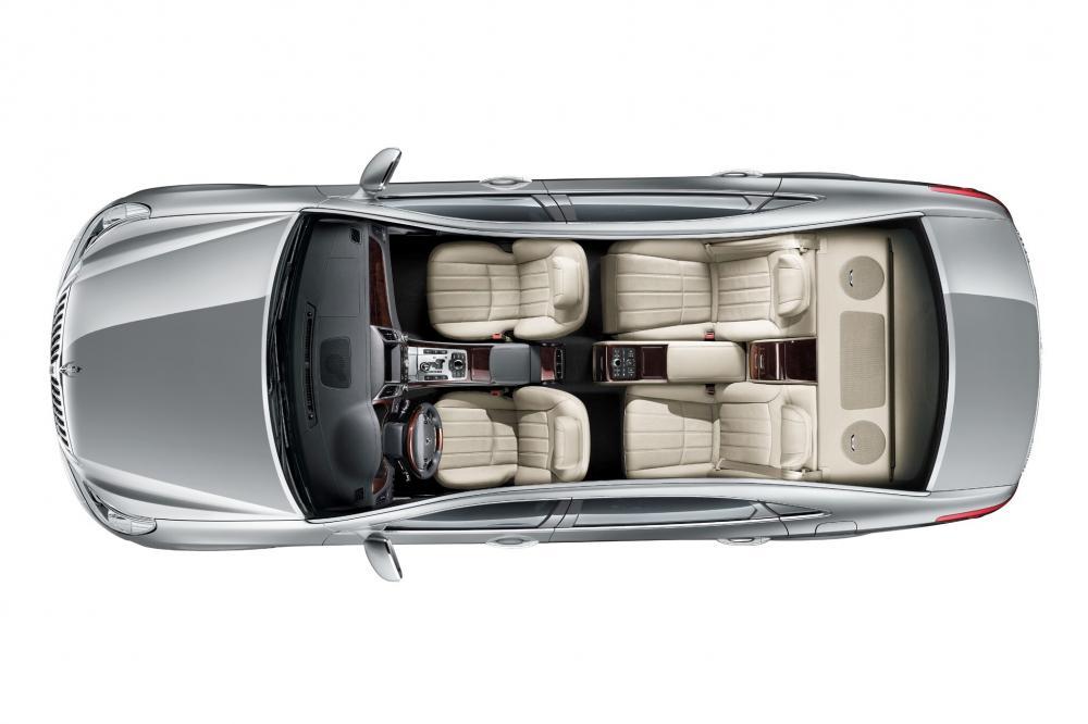 Hyundai Equus 2 поколение (2010-2013) Седан
