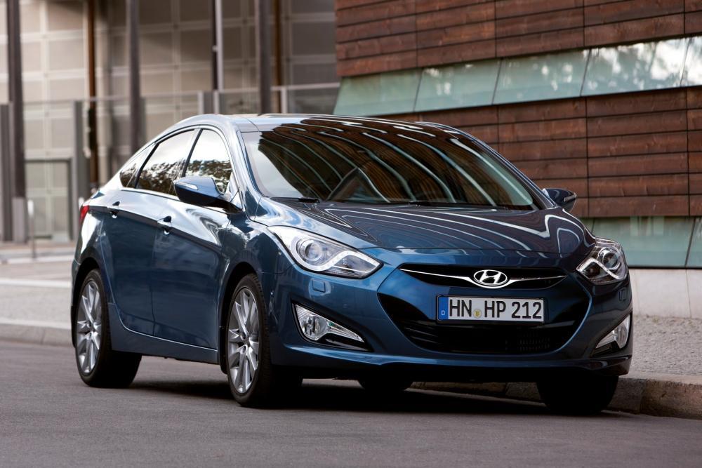 Hyundai i40 1 поколение VF Седан