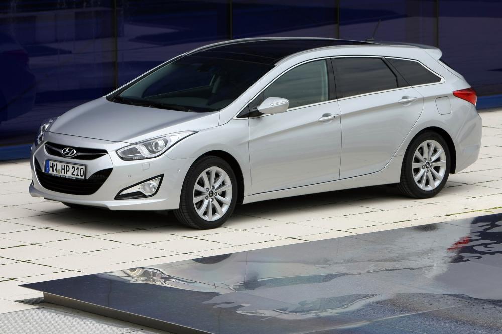Hyundai i40 1 поколение VF Универсал