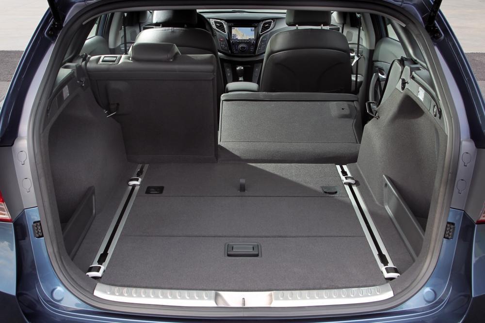 Hyundai i40 1 поколение VF Универсал багажник