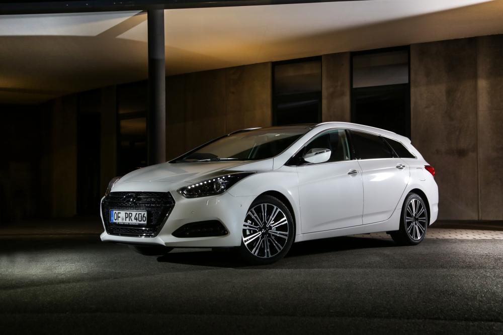 Hyundai i40 1 поколение VF рестайлинг Универсал