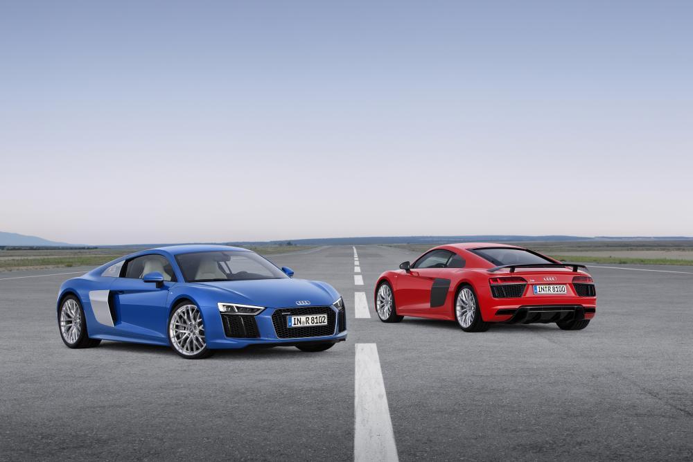 Audi R8 2 поколение (2015-2018) Купе