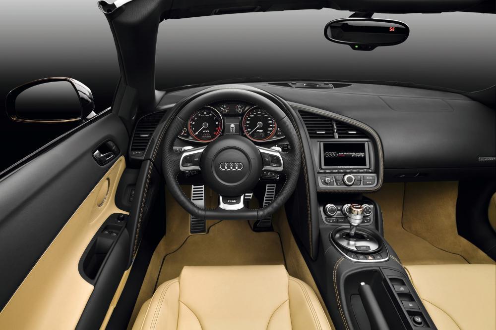 Audi R8 1 поколение (2007-2012) Spyder кабриолет 2-дв.