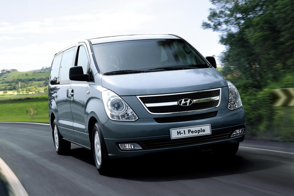 Hyundai H-1 Grand Starex Минивэн