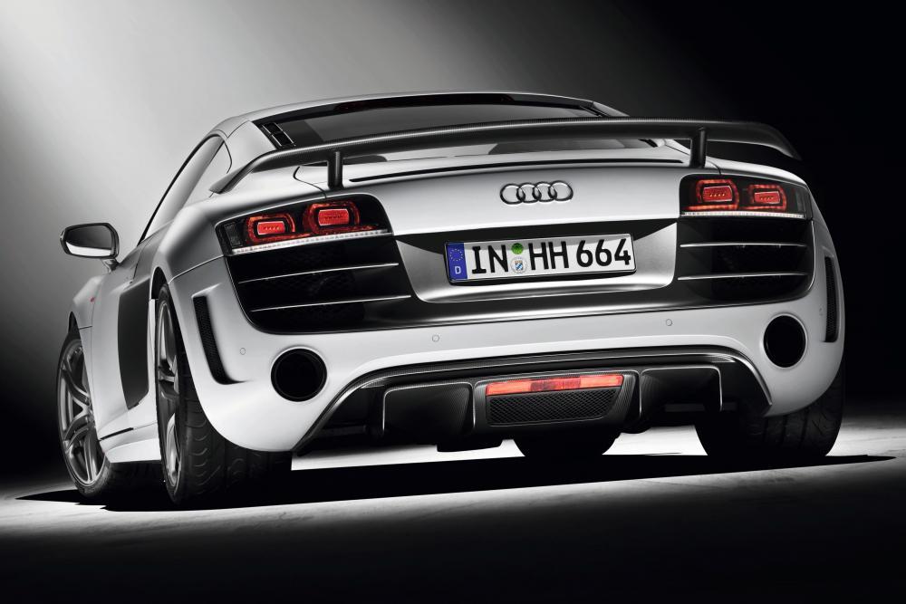 Audi R8 1 поколение (2007-2012) GT купе 2-дв.