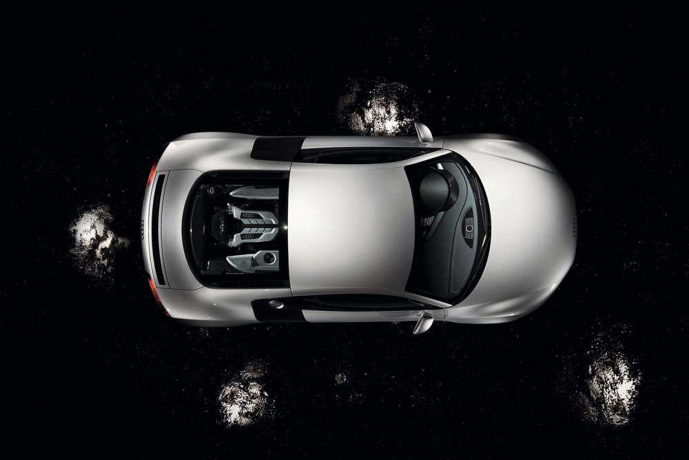 Audi R8 1 поколение (2007-2012) Купе 2-дв.