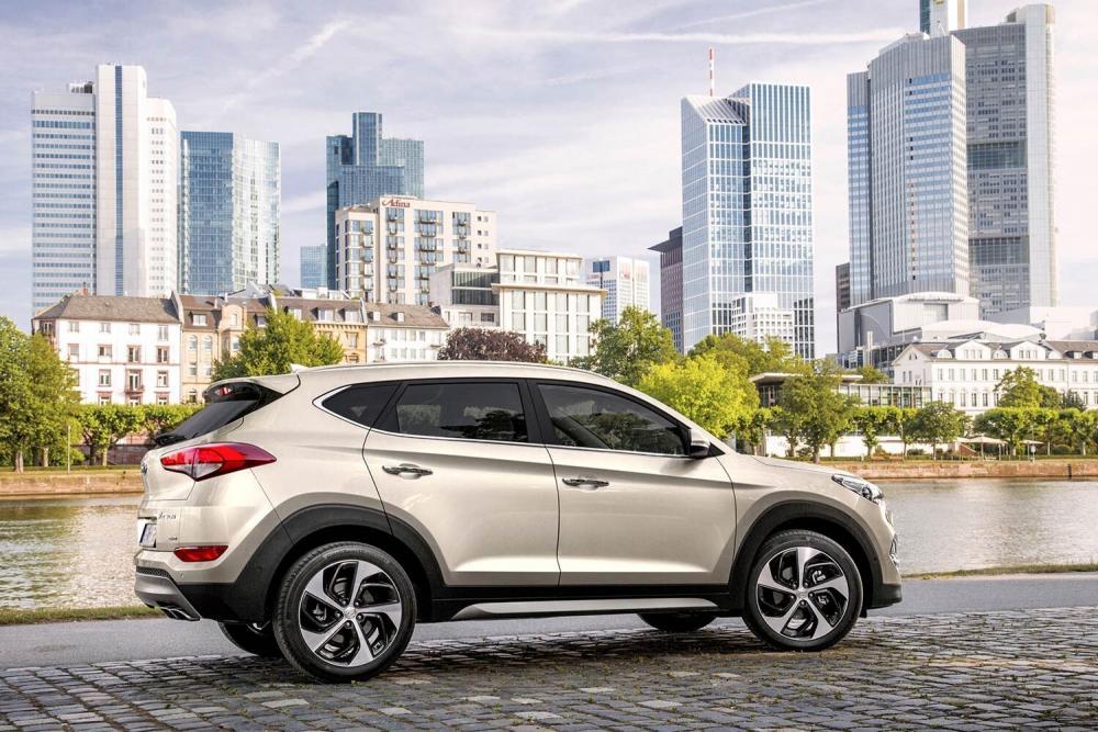 Hyundai Tucson 3 поколение (2015-2018) Кроссовер