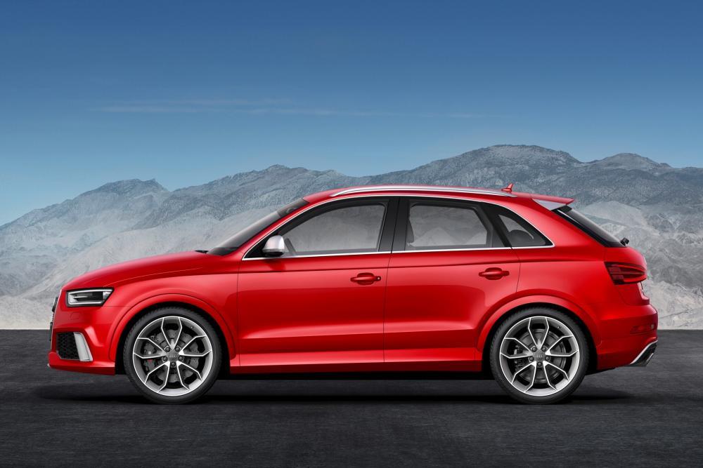 Audi RS Q3 1 поколение 8U