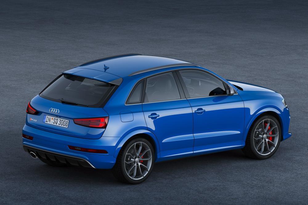 Audi RS Q3 1 поколение 8U рестайлинг