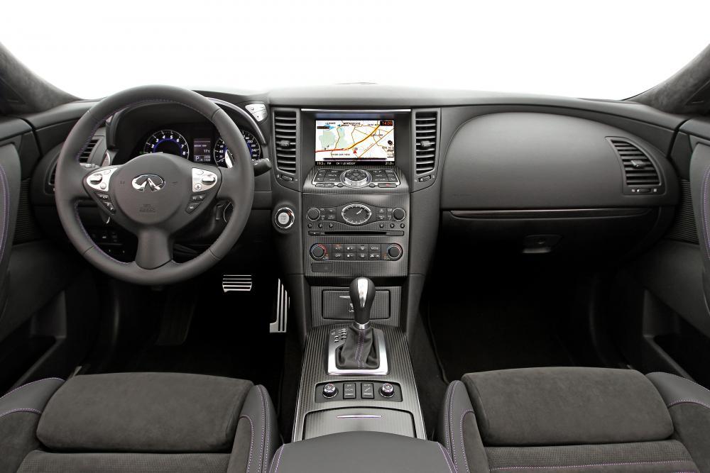 Infiniti QX70 S51 (2013-2018) Кроссовер