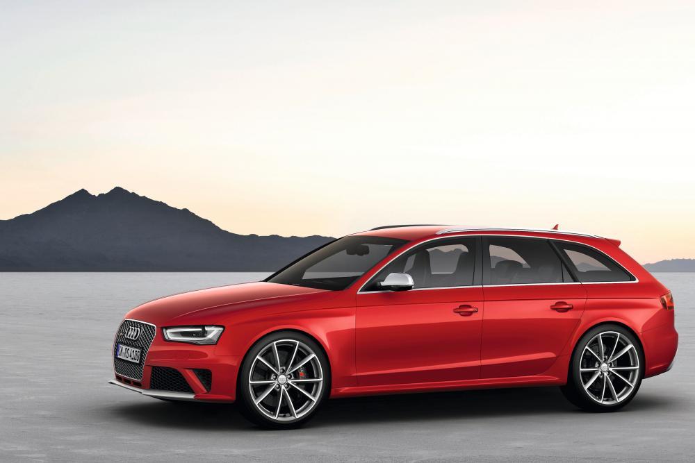 Audi RS 4 B8 Avant