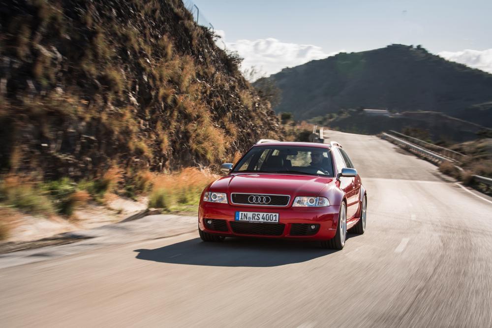 Audi RS 4 B5 Avant