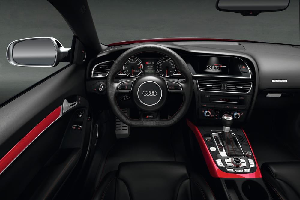 Audi RS 5 1 поколение 8T [рестайлинг] (2012-2018) Купе