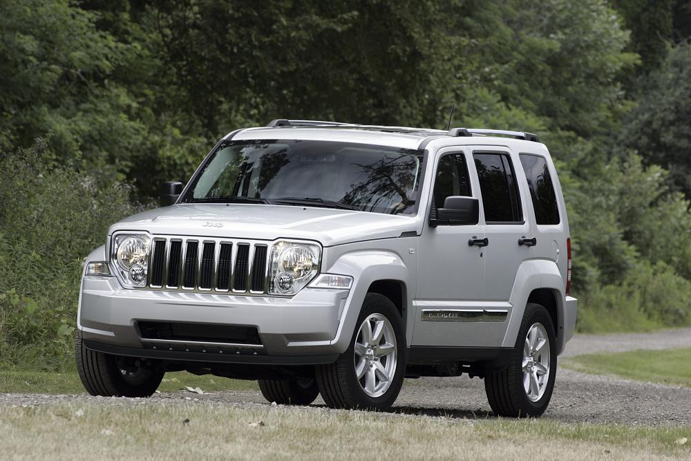Jeep Cherokee 4 поколение KK