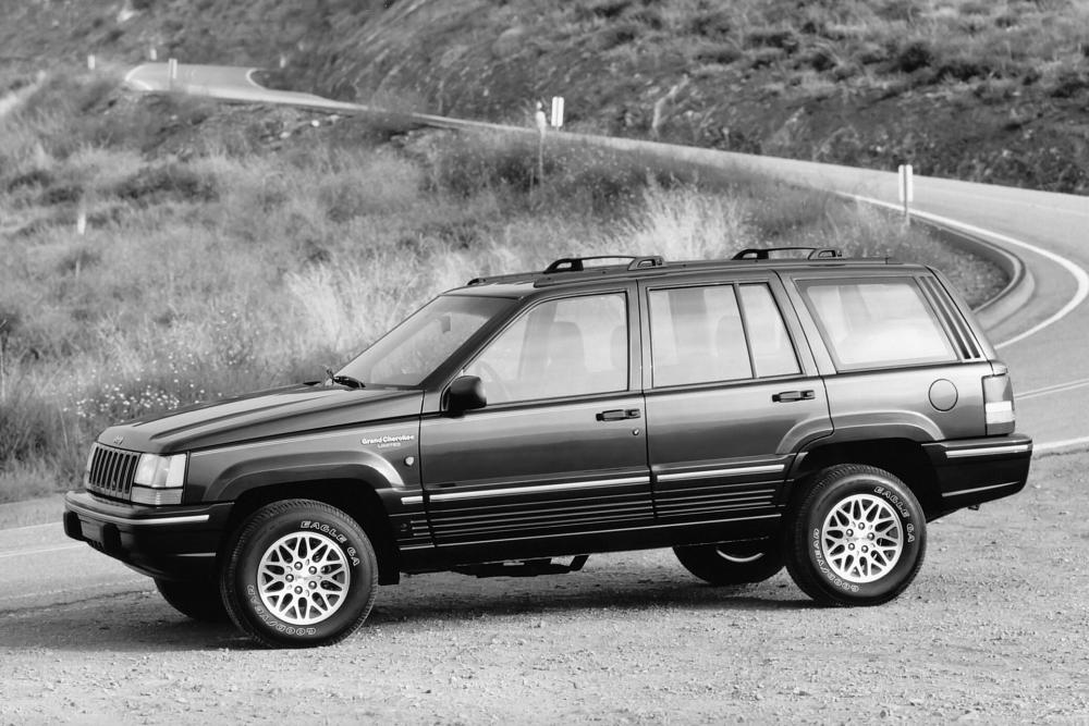 Jeep Grand Cherokee 1 поколение ZJ