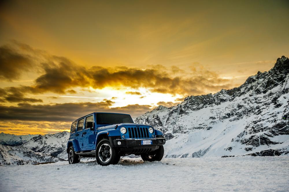 Jeep Wrangler JK [рестайлинг] (2011-2018) Unlimited внедорожник 5-дв.