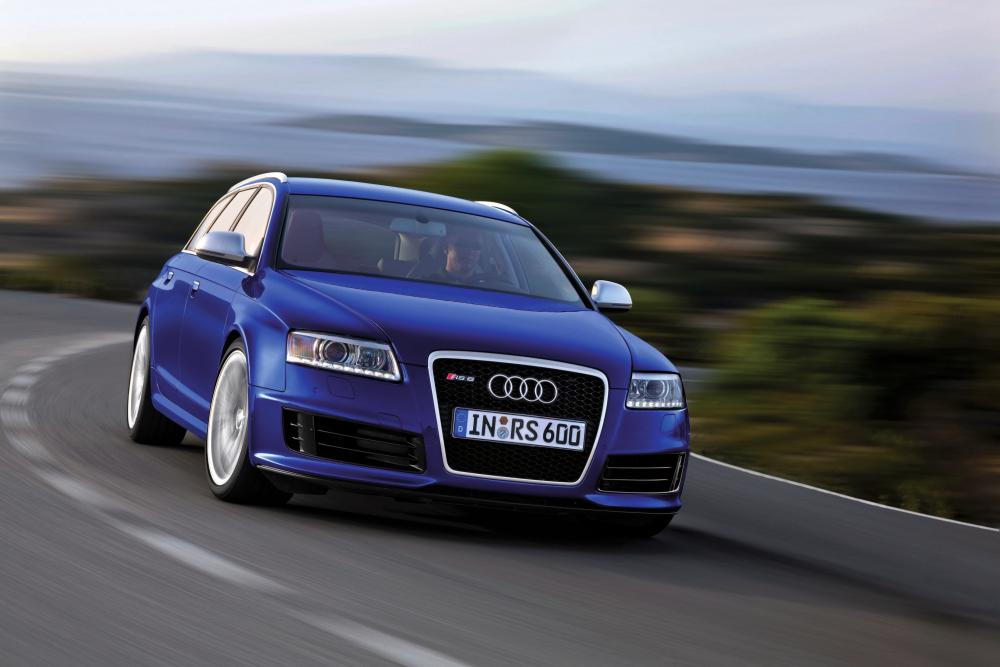Audi RS 6 C6 Универсал