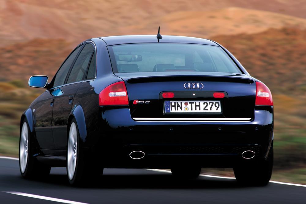 Audi RS 6 C5 (2002-2004) Седан