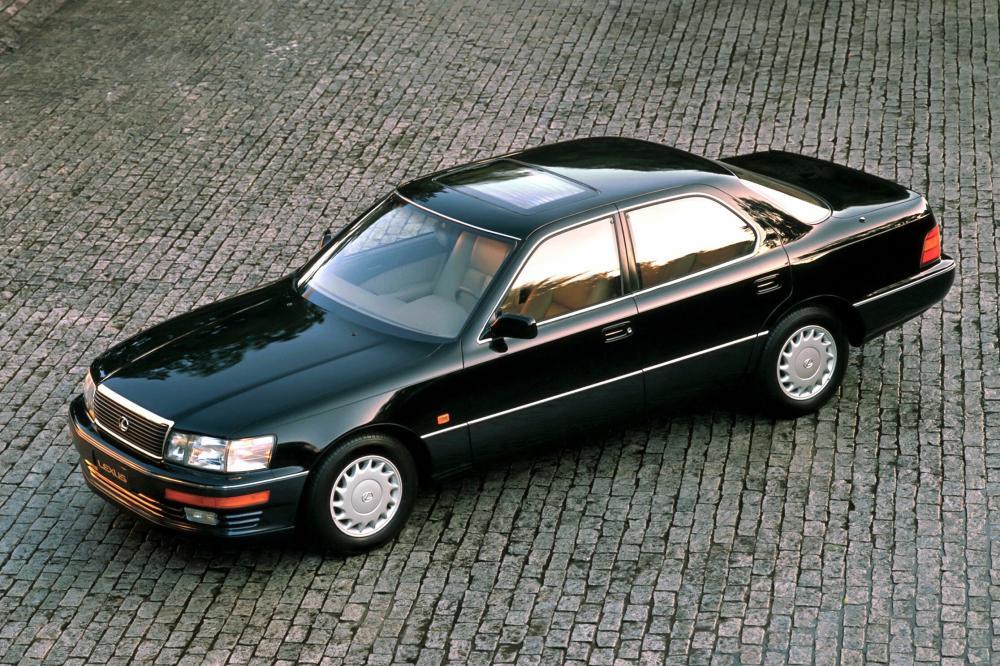Lexus LS 1 поколение