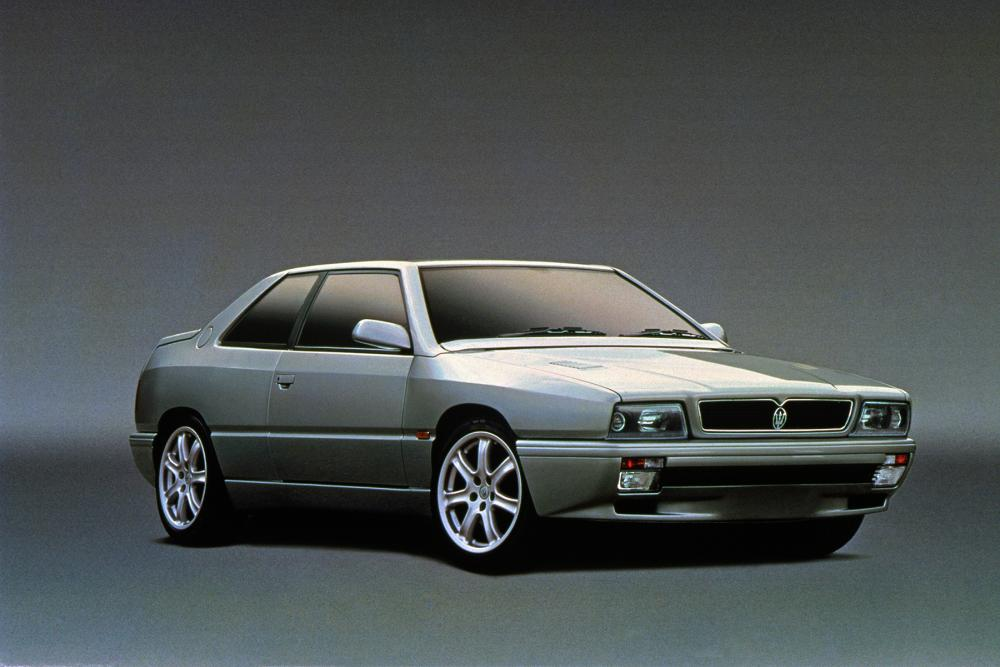 Maserati Ghibli 2 поколение Купе