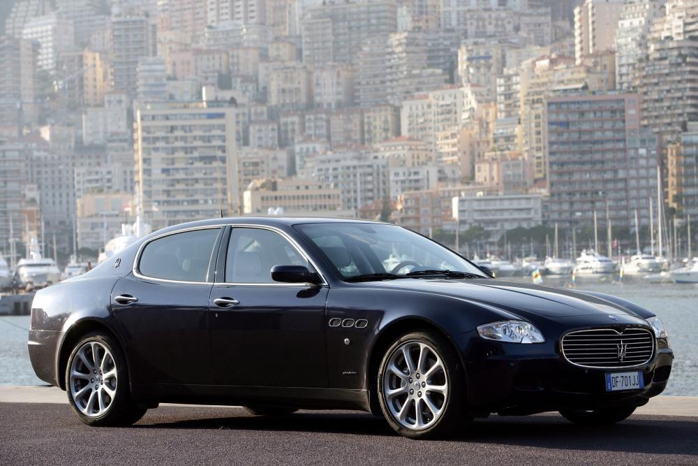 Maserati Quattroporte 5 поколение