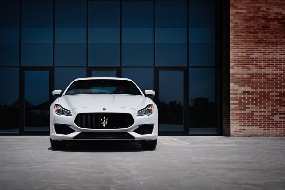 Maserati Quattroporte 6 поколение [рестайлинг] (2016)