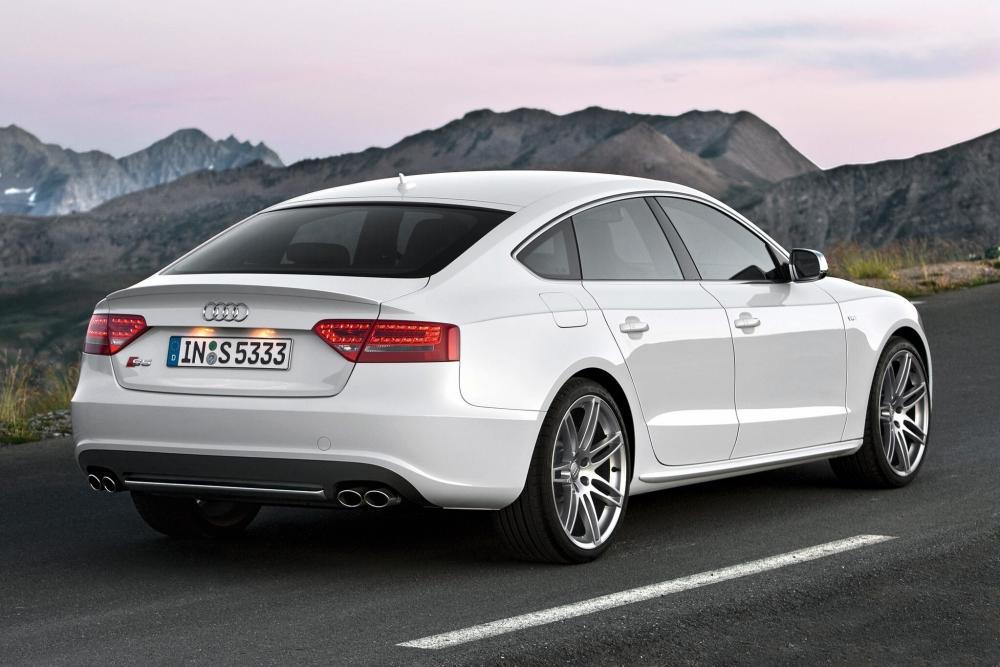 Audi S5 1 поколение 8T Sportback лифтбэк