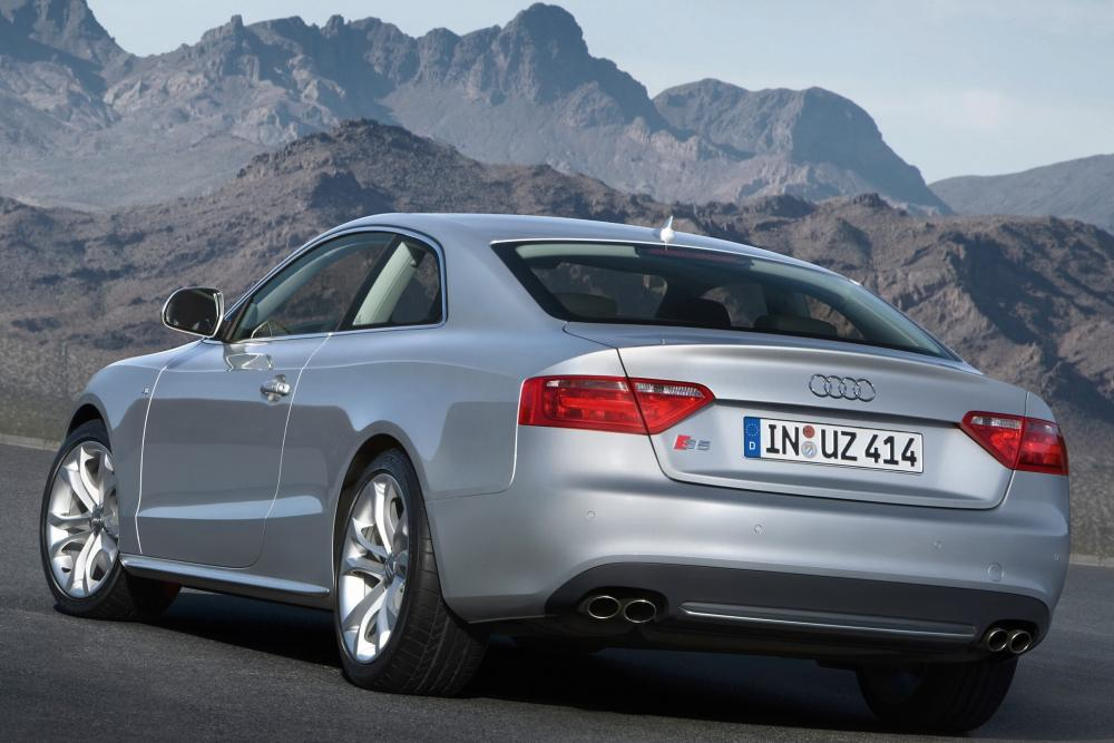 Audi S5 1 поколение 8T Купе