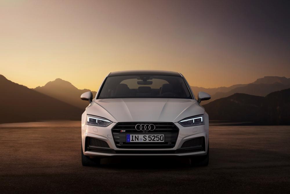 Audi S5 2 поколение (2016-2019) Sportback лифтбэк