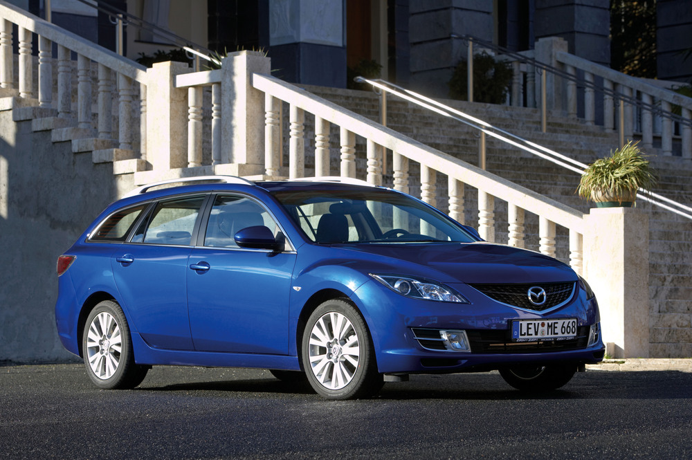Mazda 6 2 поколение GH (2007-2010) Универсал