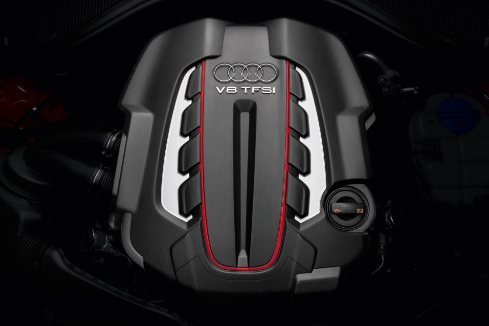 Audi S6 C7 (2012-2014) Седан интерьер