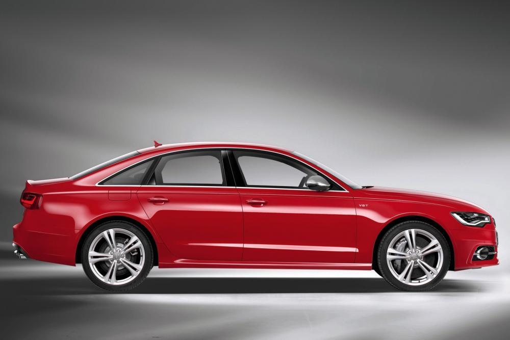 Audi S6 C7 (2012-2014) Седан