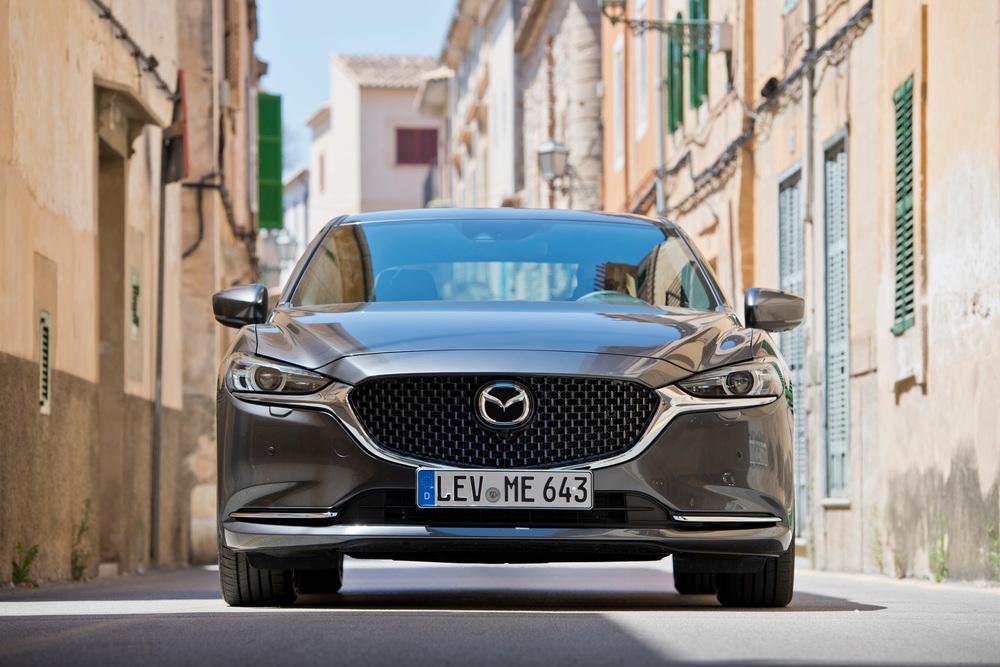 Mazda 6 GJ [2-й рестайлинг] (2017) Седан