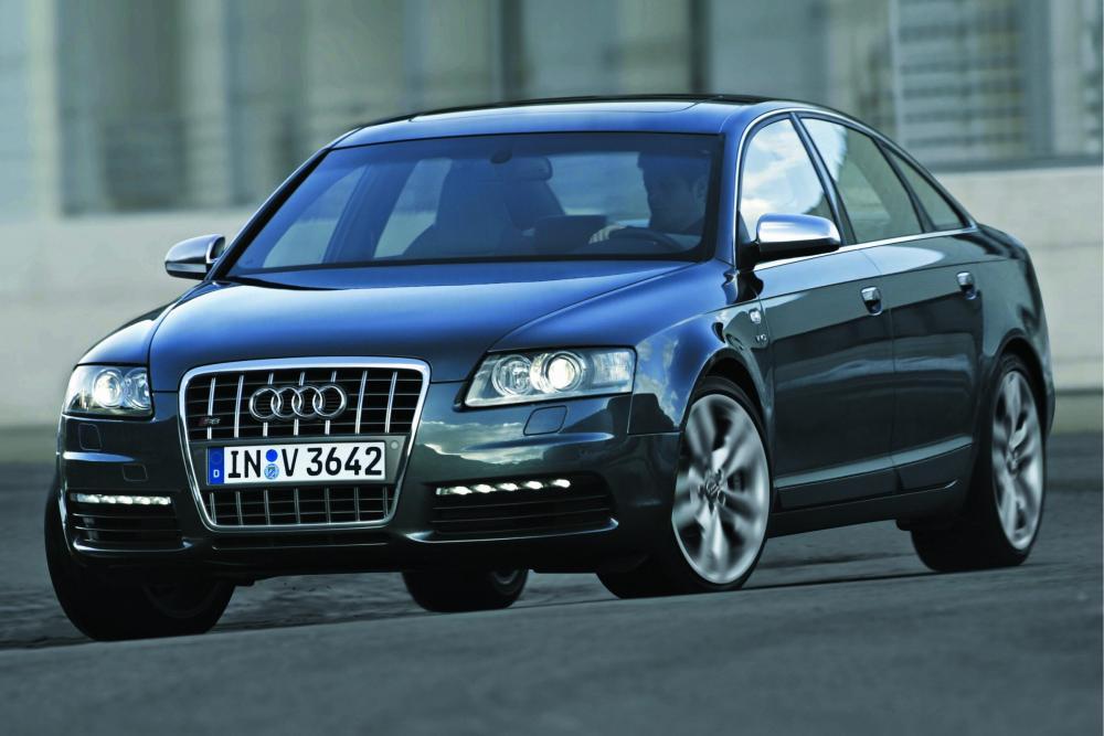 Audi S6 C6 (2006-2008) Седан