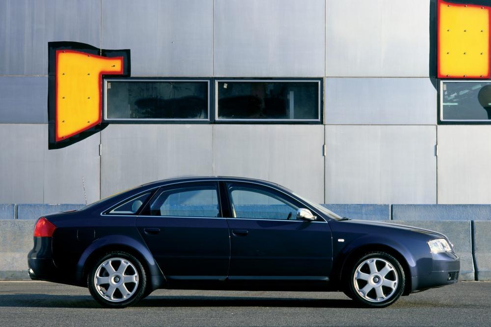 Audi S6 C5 (1999-2004) Седан