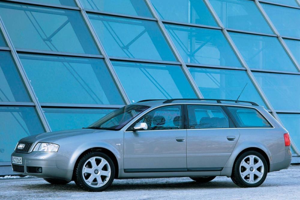 Audi S6 C5 (1999-2004) Универсал
