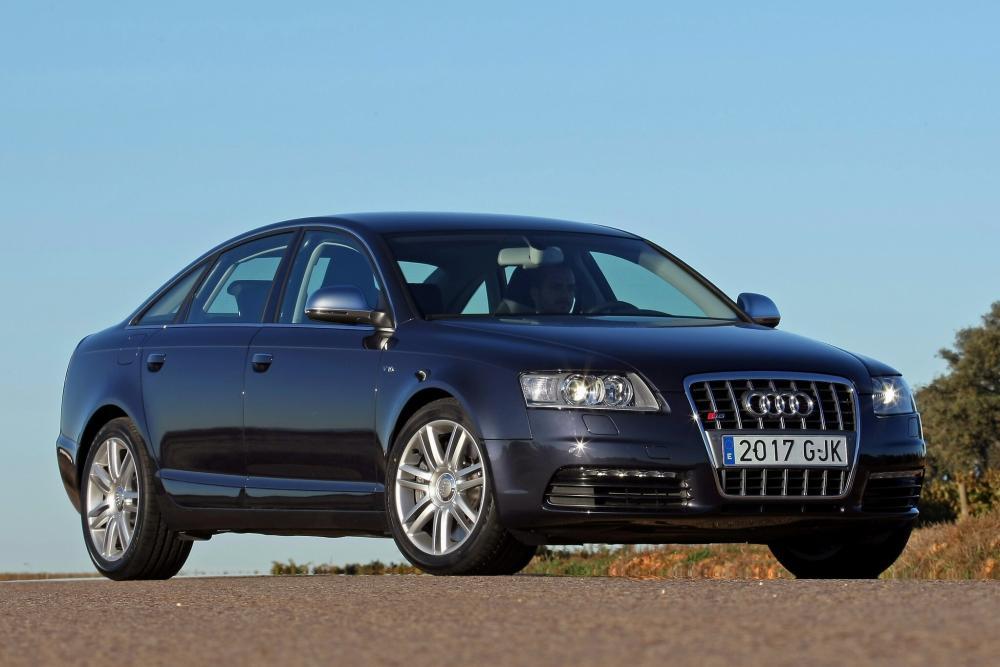 Audi S6 C6 [рестайлинг] (2008-2011) Седан