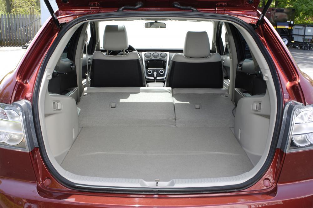 Mazda CX-7 1 поколение Кроссовер багажник
