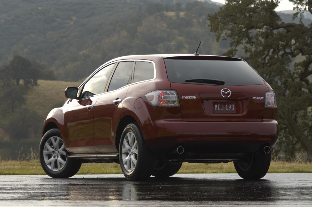 Mazda CX-7 1 поколение Кроссовер