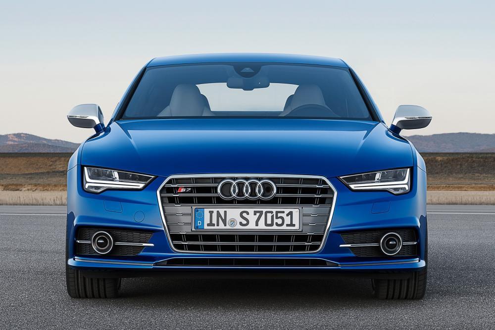 Audi S7 4G [рестайлинг] (2014-2018) Sportback лифтбэк