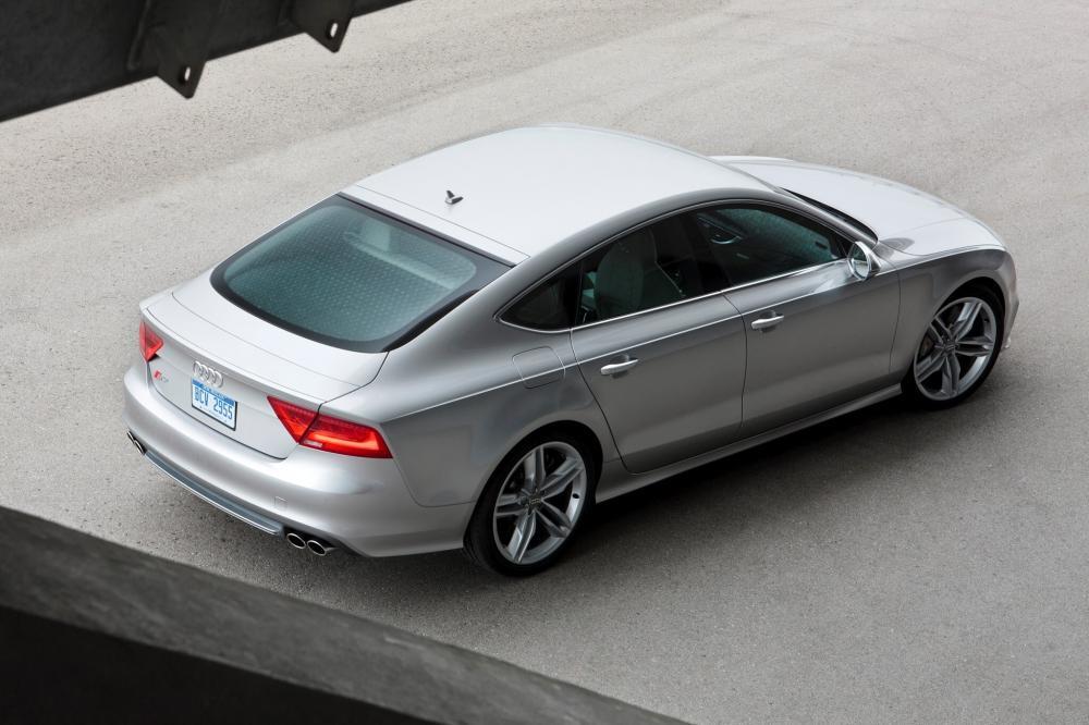 Audi S7 4G (2012-2014) Sportback лифтбэк