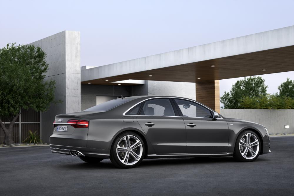 Audi S8 D4 рестайлинг (2013-2018) Седан