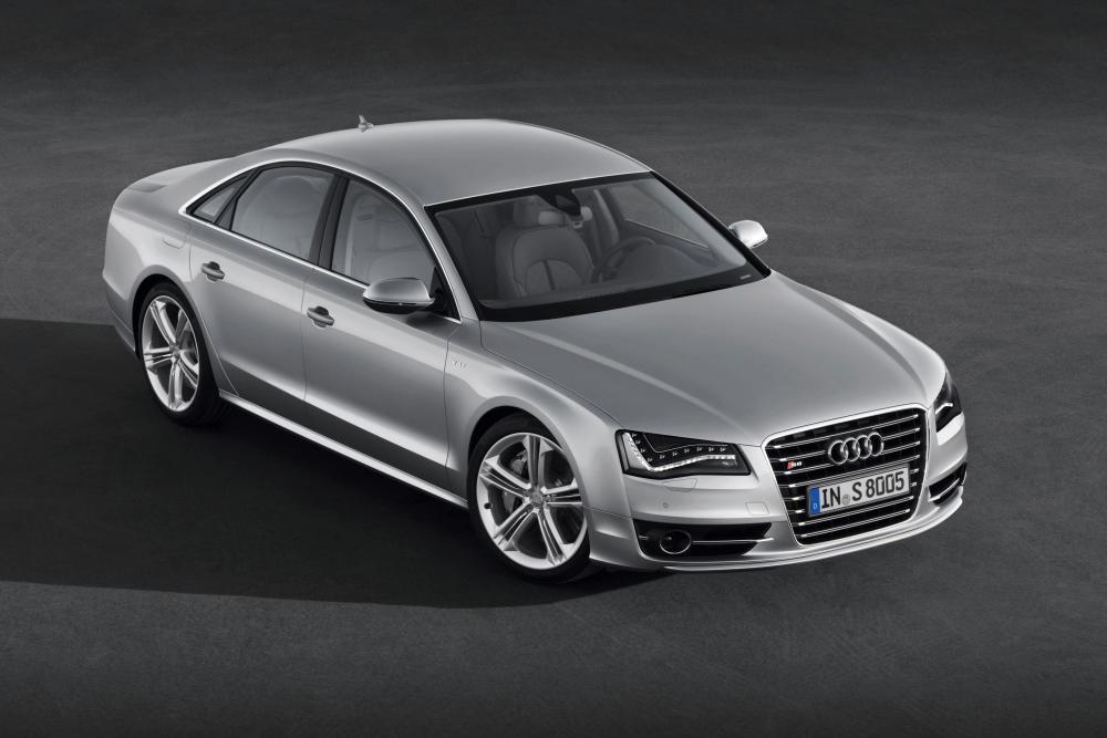 Audi S8 D4 (2012-2013) Седан