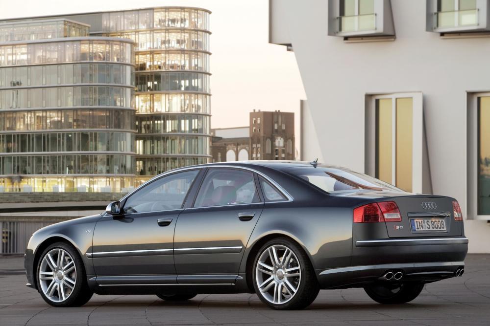 Audi S8 D3 (2005-2008) Седан