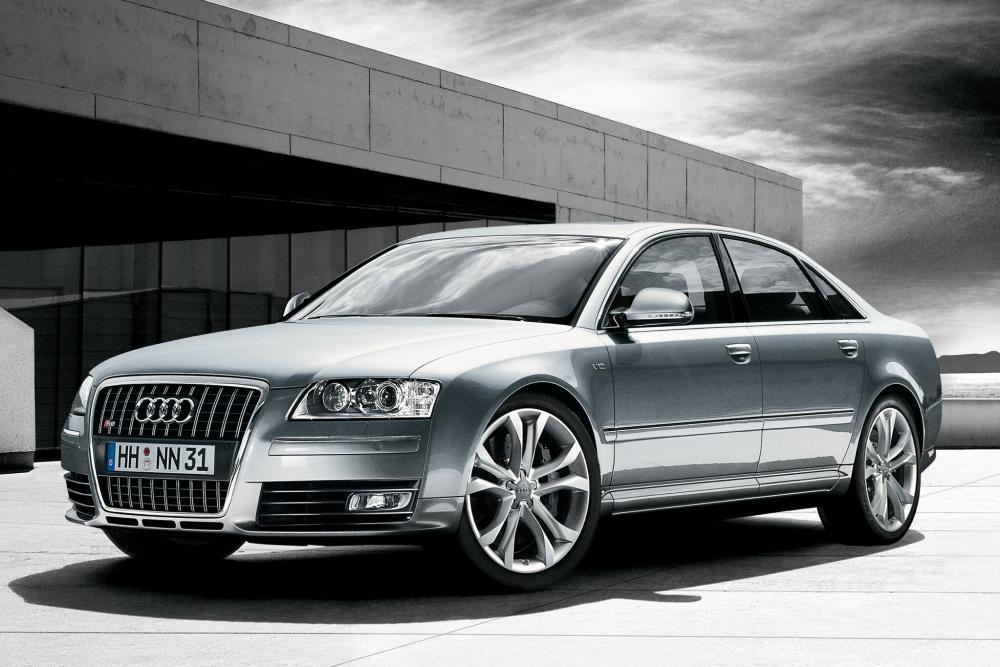 Audi S8 D3 рестайлинг (2005-2011) Седан