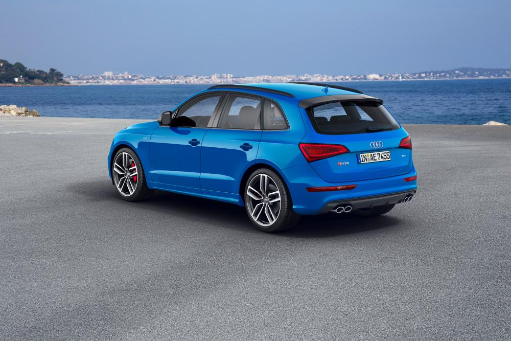 Audi SQ5 1 поколение 8R