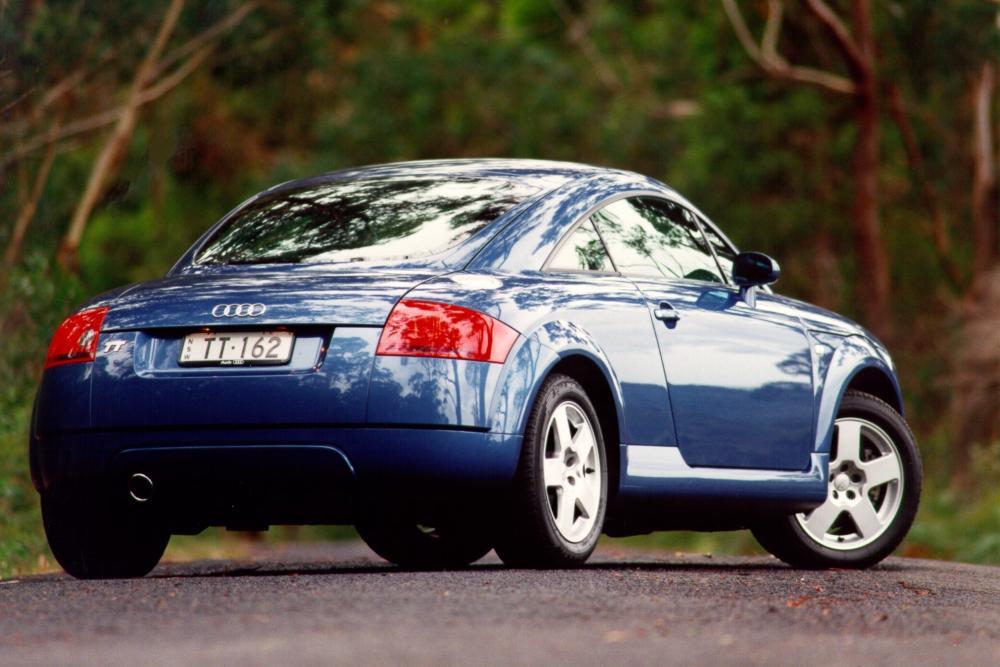 Audi TT 1 поколение 8N Купе