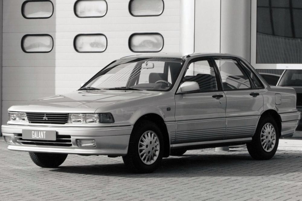 Mitsubishi Galant 6 поколение Седан